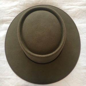 NWT Will + Bear Whitman Moss Hat